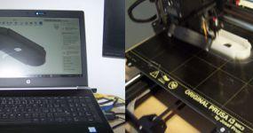 3D tiskárna při vývoji nových produktů...